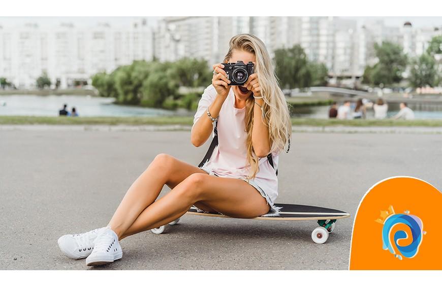 Lo mejor en fotografía compacta para disfrutar del ocio